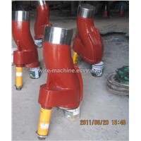 concrete pump spare parts for Sany, Putzmeister, IHI, Niigata, Cifa....