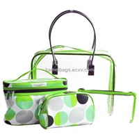Cosmetic Bag (KM-COB0056), PVC Bag, Make up Bag, Beauty Bag, Promotion Packing Bag, Toiletry Bag