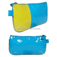 Cosmetic Bag (KM-COB0060), Shiny PVC Bag, Make up Bag, Beauty Bag, Gift Packing Bag, Toiletry Bag
