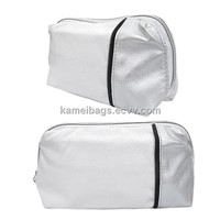 Cosmetic Bag, PU Cosmetic Bag, Make up Bag, Beauty Bag, Gift Packing Bag, Toiletry Bag  (KM-COB0061)