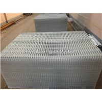 Hot-Dipped Galvanized Fence Panel / Europe Fence Panel