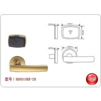 hotel europe door lock manufacturer in China