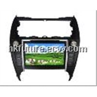 in-dash car dvd android with gps/tv/bt for TOYOTA CAMRY(European American)