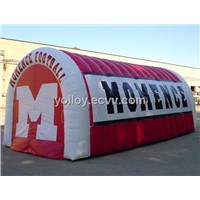 Inflatable Sport Tunnel Tent