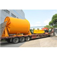 Intermittent Ball Mill for Non Ferrous