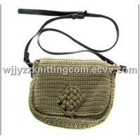 Ladies Fashion Leisure Purse Handbag