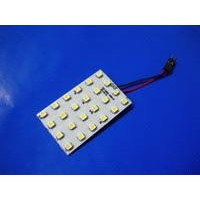 LED Dome Light 5050smd 24smd LED Car Light