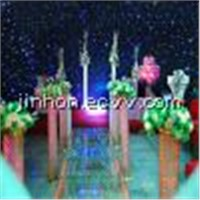 LED Stage Background Cloth