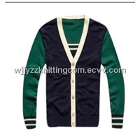 Men Cardingan Sweater