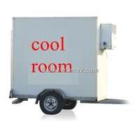 mobile cool room