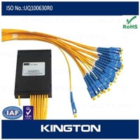 optic 1x16 plc splitter ABS TYPE