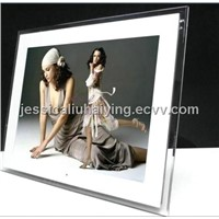 photo frame video with wall mounted and player