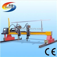 Small Gantry Type CNC Flame/Plasma Cutting Machine