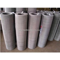 Square Wire Mesh / Galvanized Wire Netting