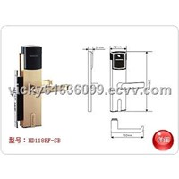 supply swipe card door lock