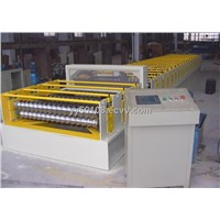 tile roofing forming machine