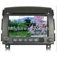 touch screen car dvd gps player for Hyundai SONATA(2008)