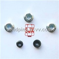 Hex Flange Nuts, Hex Nylon Insert Nuts