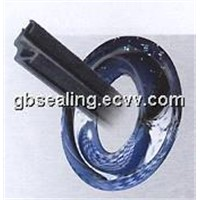 the Door Chute Glass Sealing Strip