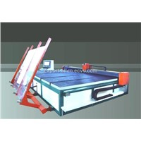 Automatic Glass Shaped Cutting Machine