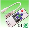 DC5~24V RF Wireless Remote RGB LED controller 19 kinds dynamic modes for SMD3528/5050 RGB led light