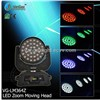 LED Moving Head Zoom Wash Light(VG-LM364Z)