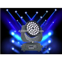 36*10W LED Focus Zoom Moving Head Wash / Moving Head Light