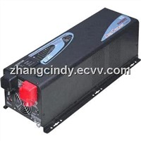 APS pure sine wave inverter 6000w with stabilizer function