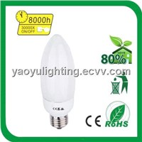 Candle Type C42 Energy Saving Lamp / CFL