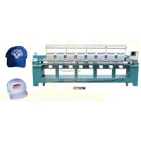Cap/T-shirt/Socks Computerized Embroidery Machine (CT1208)