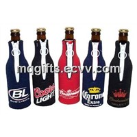 Customized Neoprene Beer Bottle Cooler,Neoprene Stubby Cooler & Holder