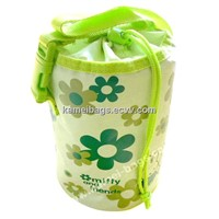 Drawstring Food Bag (KM-LFB0002), Warmer Bags, Cooler Bags, Drawstring Bag