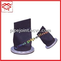 Flanged Flexible Rubber Check Valve
