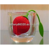 Fruit Shaped Silicone tea nfuser/ tea tag /tea ball/tea strainer/tea set