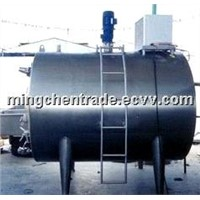 Horizontal Type Milk Cooling Tank / Milk Chilling Tank