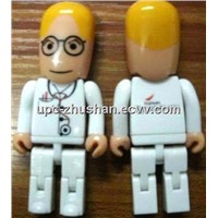 Hot Gifts Competitive Price Doctor 4GB 8GB USB Flash Memory Disk