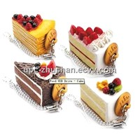 Hot Gifts OEM Cake Shaped Flash Driver