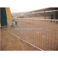 Top Quality Hot Dip Spray Coated Security Fencing Swimming Pool Fence Portable Fencing
