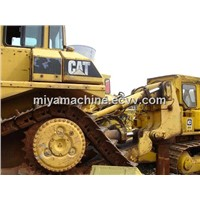 Used CAT D9N Bulldozer, used bulldozer, used dozer, construction machinery