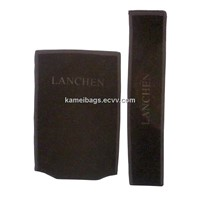 Velvet pouch (KM-VEB0015), Velvet Sleeve, Cosmetic Sets, Gift Pouch, Cell Phone Pouch