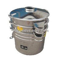 SUS304 Vibrating Sieve Machine For Food Powder