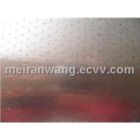 0.5mm and 08mm micro hole/etching hole perforated sheets for filter