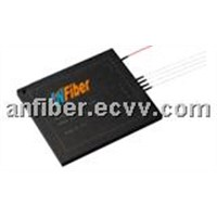 1064nm Polarization Maintaining 1x4 Filter Coupler Module