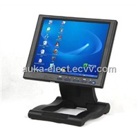 "10.4"" TFT LCD Touchscreen VGA Monitor with HDMI, DVI Input"