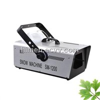 1200W DMX512 Snow Machine, Snow Effect Equipment (X1200)