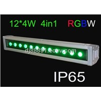 12X4W RGBW 4IN1 LED Stage Outdoor Wall Washer