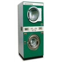 12kg Stacked Washer/Dryer (XTH12S)