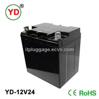 12v24ah motorcycle battery