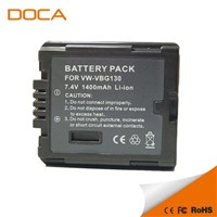 1320mA Rechargeable camera battery VBG130
