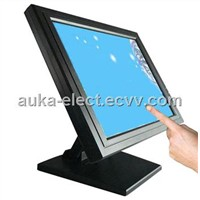 15 Inch TFT LCD Touchscreen VGA Monitor with Metal Braket